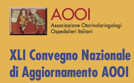 Convegno Nazionale  AOOI – 13 e 14 ottobre 2017