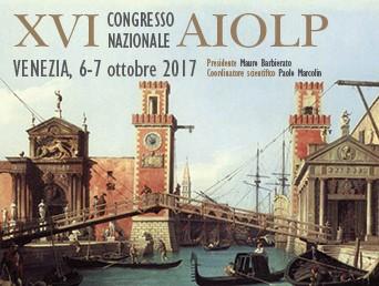 Congresso Nazionale AIOLP – 6 e 7 Ottobre 2017