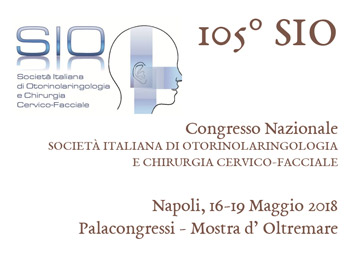 SIO 2018 – Napoli 16-19 Maggio 2018