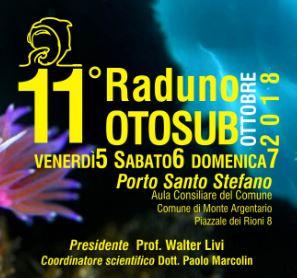 RADUNO OTOSUB | 5 – 6 Ottobre 2018
